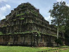 #カンボジアのピラミッド型の魅力、プラサットトム寺院