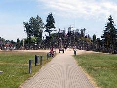 リガからシャウレイ経由でリトアニアの首都ビリニュスへ