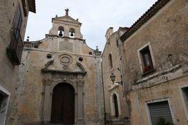 美しき南イタリア旅行♪ Vol.51(第3日)☆Fiumefreddo Bruzio:イタリア美しき村「フィウーメフレッド・ブルーツィオ」旧市街の教会は美しい♪