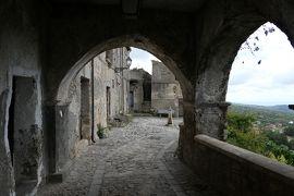 美しき南イタリア旅行♪ Vol.54(第3日)☆Cleto:「クレート」山上の美しい旧市街と古城♪