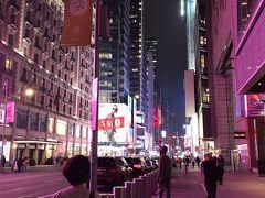 ニューヨーク7泊9日女性3人+4+1人の旅