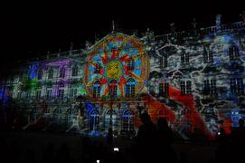 転職記念!?でヨーロッパ周遊 その25 ナンシーで世界遺産の3つの広場と最後の音と光のショーを楽しむ