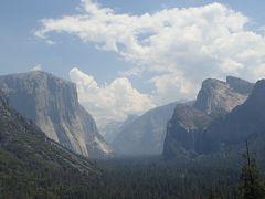 JALファーストクラスで行くサンフランシスコ 貧乏旅の予感 ③ヨセミテ国立公園