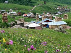 団塊夫婦5回目の絶景世界一周の旅―ジョージア編(5)最奥の秘境&塔の村・ウシュグリヘ