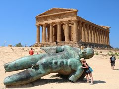 美しきシチリア島と南イタリアの旅Ⅱ(アグリジェント観光編)