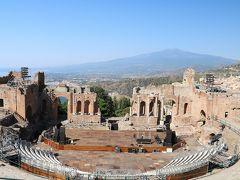 美しきシチリア島と南イタリアの旅Ⅳ(タオルミーナ観光編)