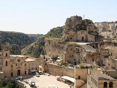 美しきシチリア島と南イタリアの旅Ⅶ(マテーラ観光編)