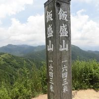 2018夏 18きっぷの旅1-1:清里 約40年ぶりの飯盛山登山