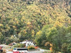 2017 秋 層雲峡の黄葉