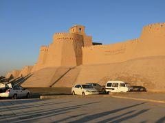 チャーター直行便で行くウズベキスタン周遊の旅 10 ヒヴァ(博物館都市イチャン・カラ) ①