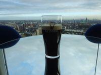 ヨーロッパ落穂拾いの旅第1弾:南仏、モナコ、アイルランド、サンマリノ、イタリア旅行 【9】(2017年晩秋3日目� ギネスビールに酔う)