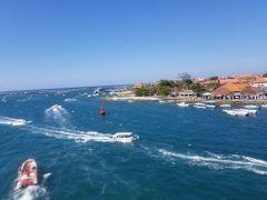 初バリ島でハネムーン④マリンスポーツとイカンバカール満喫