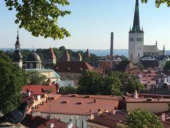 バルト三国 ヘルシンキの旅 ⑧ラトビア・リがからエストニア・タリンへの移動~エストニア散歩