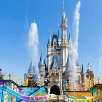 35周年の夏ディズニー (1) ディズニー流の夏祭りをびしょ濡れになって楽しもう!