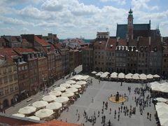 ポーランドのワルシャワへ その3 ワルシャワ歴史博物館へ。。
