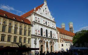 2017夏オーストリアとバイエルンの旅16:最後はミュンヘンで締めくくり