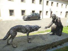 ドイツの春:番外編・伝説:アッシジの聖フランシスコがグッビオの町を狼から救った話