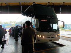 2014 GW ブラジル、アルゼンチン旅④ プエルト・イグアスまで20時間超のバス移動の巻