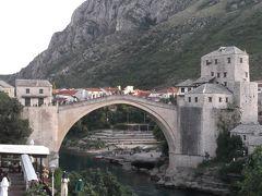 4-2エティハド航空5フライト8か国周遊:世界遺産モスタルの橋!