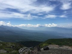 日本の絶景を見に行こう!八ヶ岳お手軽登山と諏訪湖露天風呂の旅