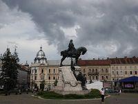 ルーマニア旅行30:クルージュ・ナポカ(物価が上昇中)