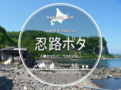 忍路ポタ・小樽のはじっこ。ウロチョロと。