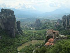 バルカン半島を旅する7ギリシャ・メテオラ編