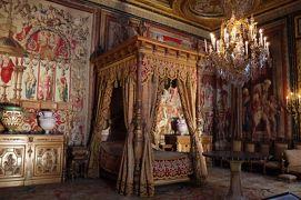 転職記念!?でヨーロッパ周遊 その28 帰国前に世界遺産のフォンテーヌブロー宮殿へ!