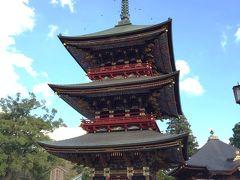 成田_Narita 江戸から手近な巡礼地!古くから多くの参拝客で賑わう成田山