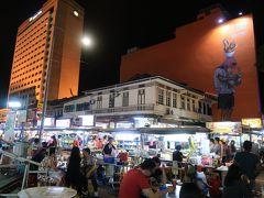 ヘルパーさんと子連れペナン11★娘8ヵ月 まだまだ食べるよ! 3日目食べ物編 ~興發茶室・Penang Road Famous TeoChew Chendul・大肥咖喱麺・Lorong Baruの屋台街~