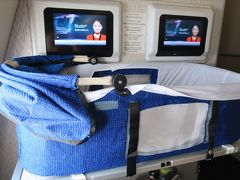 ヘルパーさんと子連れペナン12★娘8ヵ月 キャセイドラゴンでペナンから香港へ
