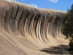 オーストラリア ピナクルズ ウエーブロック アウトバック ライトニングリッジ