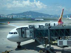 香港経由メルボルン(香港航空とヴァージンオーストラリア・ビジネスクラス)搭乗記 2018年7月