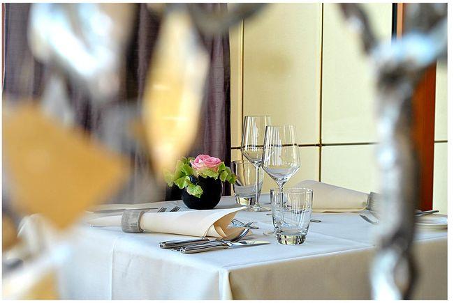 2018年ドイツの春:⑨この旅一番のグルメレストラン・白樺の館(カワセミ)にて