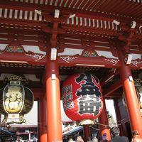 武道館ライブの後は東京観光へ〜東京駅から皇居、浅草寺仲見世から東京スカイツリーまで