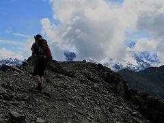 再びセ・ドゥ・マリンダ(2906m)に登るも・・・Part2
