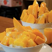 マンゴーを食べに台北に行こう!