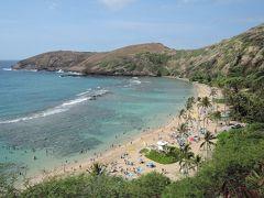 初めてのハワイで娘の結婚式4:滞在4日目~オアフ島ツアー・帰国