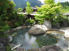 新穂高温泉 手造り露天風呂の宿「谷旅館」