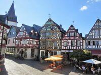 カラフルな木組みの家が立ち並ぶメルヘンチックな「イトシュタイン Idstein」へ