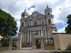 世界文化遺産のリトアニア首都、ビリニュスを観光