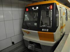 2018年8月Osaka Metro全線乗りつぶしの旅4(今里筋線)