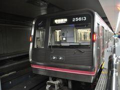 2018年8月Osaka Metro全線乗りつぶしの旅5(千日前線)