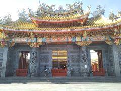 埼玉坂戸にある道教の台湾寺院、五千頭の龍が昇る聖天宮。BAQETでパン食べ放題と茶の木村園の天然氷のかき氷(2018/9/9)
