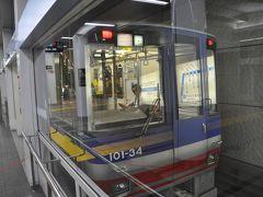 2018年8月Osaka Metro全線乗りつぶしの旅8(南港ポートタウン線)