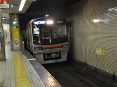 2018年8月Osaka Metro全線乗りつぶしの旅10(堺筋線)