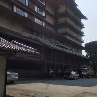 湯村温泉「常磐ホテル」盛夏の一休み