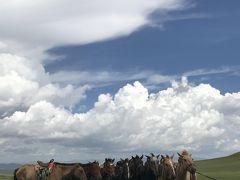 大発見の初モンゴル! 〜乗馬で草原を駆け抜けた8日間〜
