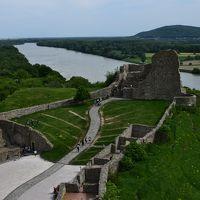 2018.04-05・GW中欧9日間の旅【4】~スロバキアのブラチスラヴァからジブリの世界を思わせる廃墟のデヴィーン城へ~