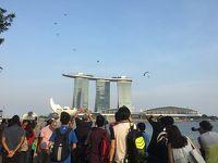 よく歩いた、2度目のシンガポール